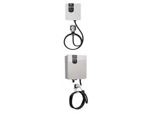 充电桩-7KW壁挂式标准单相交流充电桩